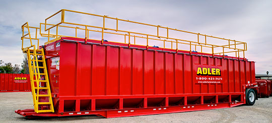18,270 Gallon Mix Frac Tanks | Adler Tank Rentals | 540 x 246 jpeg 46kB